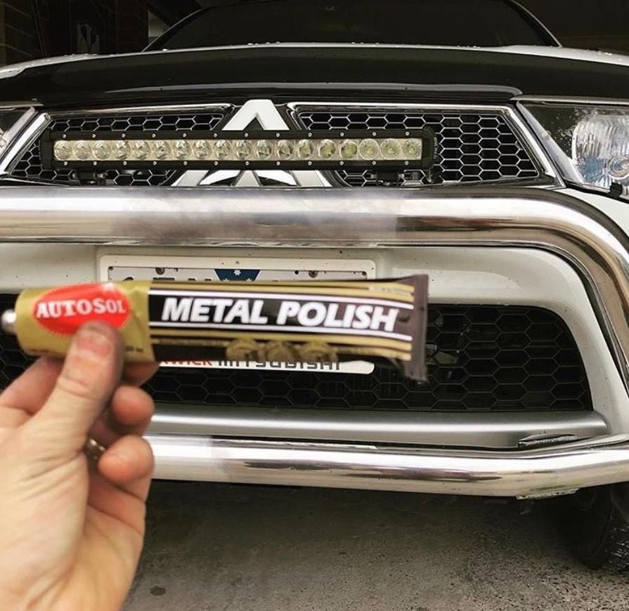 AUTOSOL Metal polish 1