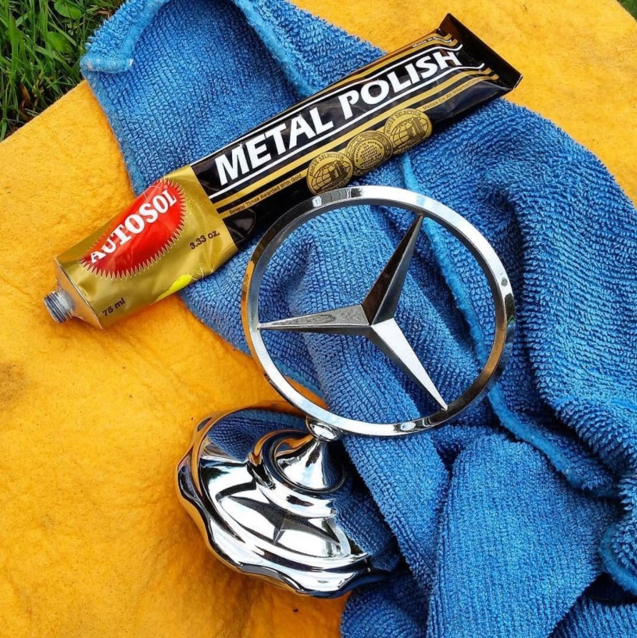 AUTOSOL Metal polish 6