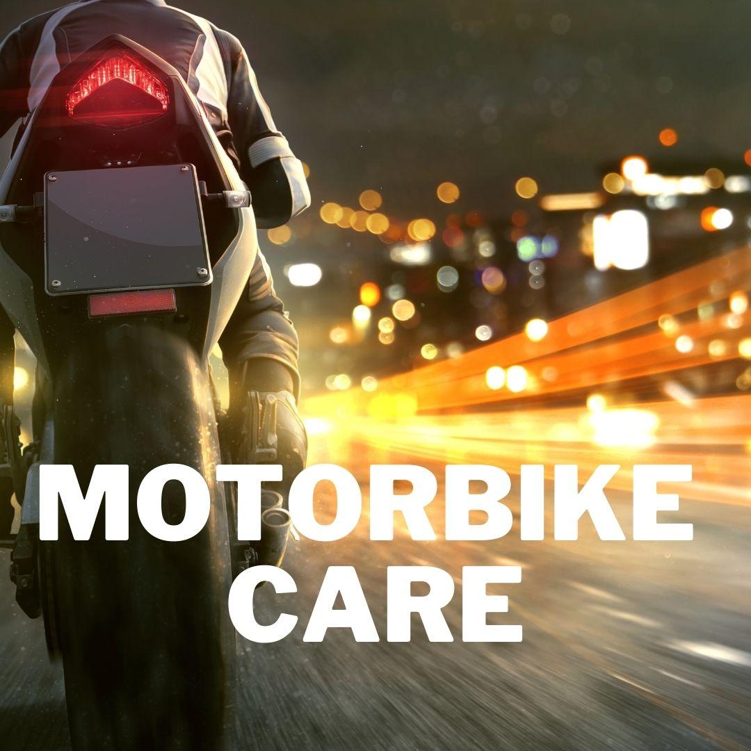 MOTORBIKE CARE1
